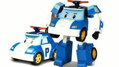 Робокар. Робокар Поли игрушки. Собираем пазл. Robocar Poli