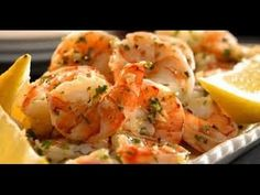 Camarones salteados estilo Oriental - Mi Receta - YouTube