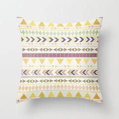 Brunch Throw Pillow by Jillian Audrey - $20.00