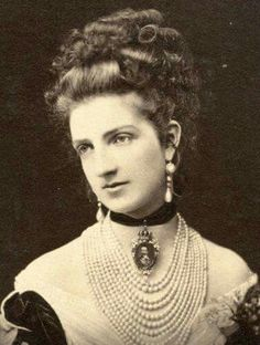 "Princess Margherita of Savoy. ""AL"""