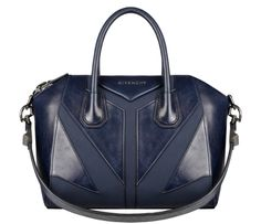 Givency - the brand's IT bag. This season came with a 2 material pattern [reminds me of 'transformers' haha]