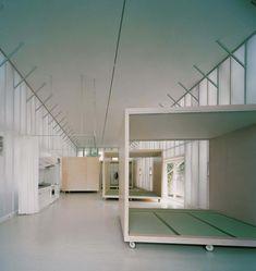Naked House, Shigeru Ban 1999