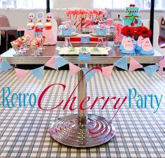 Retro Cherry Party!