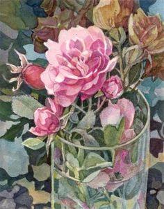 "Daily Paintworks - ""Patterns"" - Original Fine Art for Sale - © nicoletta baumeister"