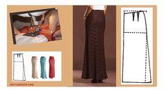 Patrones para mujer | Cose tu ropa en casa -descarga todos nuestros moldes…