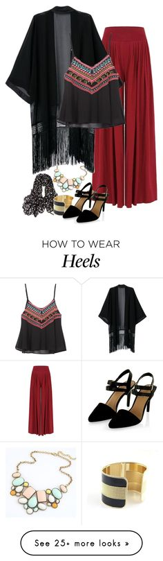 """""""BoHo Vibe"""" by westcoastcharmed on Polyvore featuring myfriendshop"""