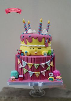 Shopkins by The Custom Cakery