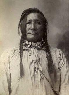 Chief Mountain - Blackfoot - By Frank A. Rinehart, 1898