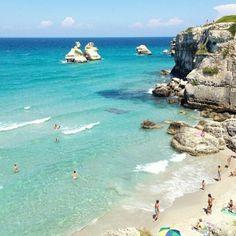 #torredellorso #beach #spiaggia #sea #mare #salento #lecce #puglia #apulia #apulien #travel #holiday  #ThisIsPuglia