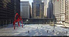 A3.Mies Van de Rohe Chicago Federal Center -Chicago