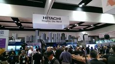 Full house today at the @HitachiInsight #IotWorld16 booth! #SmartCities #Lumada - Twitter Search