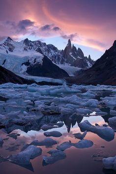 El Chalten and Laguna Torre, Argentina  by Santiago Siro Folcini