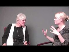 Unseen Byron Katie Interview - YouTube