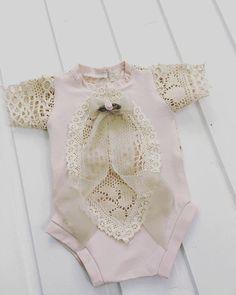 Bacalao 91 recién nacido cordón mameluco por 4LittlePrincessProps