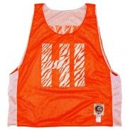 HI & BYE Lacrosse Reversible Lax Pinnie