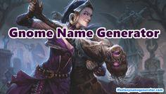 42 Best Fantasy Name Generator images in 2018