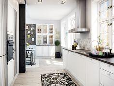 Ett av de rum som kräver flest beslut när du ska bygga nytt hus är köket. Här tipsar vi om vad du bör tänka på.