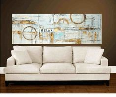 relax 72xxl enormous large abstract painting by jolinaanthony