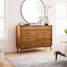 Available in a premium quality, West elm provides the exceptional Mid-Century Dresser - Acorn. Buy now Mid-Century Dresser - Acorn at the best price with available delivery to Jeddah, Riyadh, and all areas around KSA Modern Bedroom Furniture, Design Furniture, Plywood Furniture, Midcentury Bedroom Decor, Modern Bedrooms, Midcentury Modern, Chair Design, Design Design, Design Elements