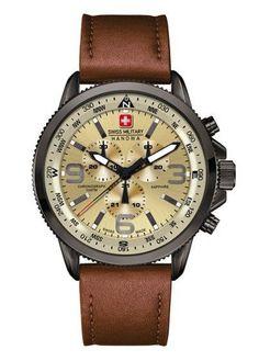 Reloj de pulsera Swiss Military Arrow Chrono.