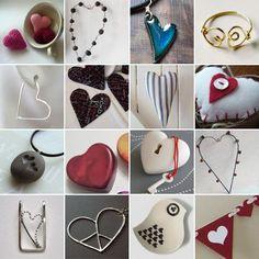 Many hearts ....