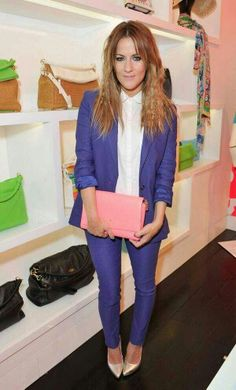 5c65e597f4b139 Caroline Flack at the Chelsea Flower Show Tea Party Caroline Flack Style,  Kate Spade Party