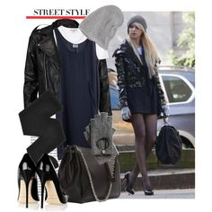 Jenny Humphrey by diana1717 on Polyvore featuring Mode, James Perse, VIPARO, Gerbe, Jimmy Choo, American Eagle Outfitters, Lauren Ralph Lauren, MTWTFSS Weekday, women's clothing and women's fashion