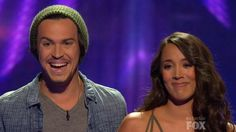 """Alex & Sierra have made it to the X Factor finals. They sing """"Give Me Love"""" in this video. Alex And Sierra, Movies Showing, Reality Tv, My Sister, Celebrity Crush, Factors, Make Me Smile, Movie Stars, Crushes"""