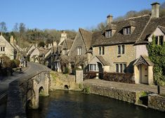 Castle Combe is a village in Wiltshire, England, near the town of Chippenham & the villages of Grittleton, Ford, Nettleton & Tiddleywink. The village prospered during the 15th century when it belonged to Millicent, the wife of Sir Stephen Le Scrope & then of Sir John Fastolf (1380–1459), a Norfolk knight who was the effective lord of the manor for fifty years. He promoted the woollen industry, supplying his own troops & others for Henry V's war in France.