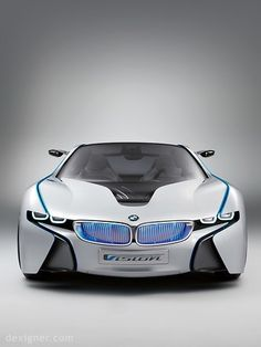 Seriously Unbelievable- BMW Vision Efficient Dynamics! - USA BEST CARS