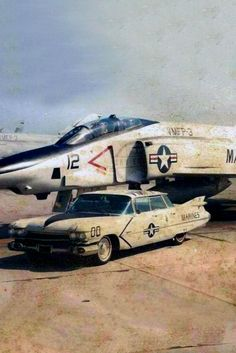 Military Art, Military History, F4 Phantom, Sports Car Wallpaper, Navy Marine, Aircraft Pictures, Nose Art, Aviation Art, Air Show