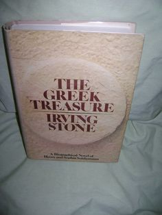 The Greek Treasure A Biographical Novel of by SevenSistersBooks, $8.49