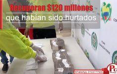 Mediante la modalidad de fleteo, delincuentes robaron a una persona que había retirado el dinero de una entidad bancaria de Santander de Quilichao, que posteriormente fueron recuperados por la Policía.  [http://www.proclamadelcauca.com/2014/09/recuperan-120-millones-que-habian-sido-hurtados.html]