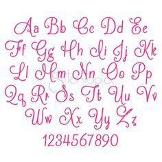 This is such a great alphabet for names and sayings! Sizes: Included: Uppercase & Lowercase Letters, Numbers (Aa – Zz, Stitch Type: Satin Stitch, & Wide/Weaved Satin Stitch w x w x w x h) Stitch Count: 9278 Fancy Fonts Alphabet, Handwriting Alphabet, Hand Lettering Alphabet, Fancy Letters, Monogram Letters Font, Letter Fonts, Alphabet Writing, Bubble Letters, Graffiti Alphabet