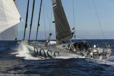 BWR: Casi toda la flota IMOCA 60 al sur del Ecuador