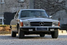 Mercedes-Benz 450 SLC . MY CHILDHOOD DREAM. PERHAPS I WILL OWE ONE IN HEAVEN