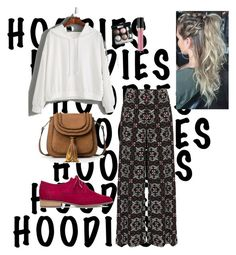 """""""Hoodies!!"""" by nerdyinpink on Polyvore featuring WearAll, Chanel and Revlon"""