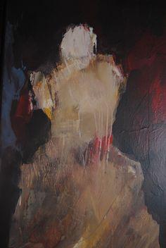 Saatchi Online Artist: Vasco Torres; Acrylic, 2010, Painting Mago
