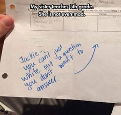 This Kid Is A Genius funny lol humor funny pictures funny photos funny images hilarious pictures Can't Stop Laughing, Laughing So Hard, Haha, Funny Test Answers, Kids Test Answers, Funny Quotes, Funny Memes, Funny Kid Jokes, Funny Comedy