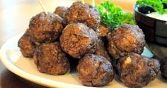 Soft And Flavorful Meatball Bombs Recipe