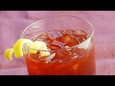 ▶ Sazerac | Make the perfect New Orleans-style sazerac for Mardi Gras! | SouthernLiving.com