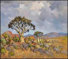 Conrad Nagal Doman Theys - artwork prices, pictures and values. Art market estimated value about Conrad Nagal Doman Theys works of art. Email alerts for new artworks on sale South Africa Art, National Art Museum, African Paintings, South African Artists, Art Society, Paintings For Sale, Tree Paintings, Landscape Artwork, Wow Art