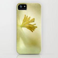 Flowers that hide secrets iPhone & iPod Case by Guido Montañés - $35.00