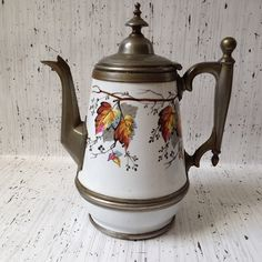 antique porcelain and pewter decorated by sophisticatedflorida