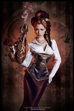 Steampunk Pic from Ophelias-Overdose