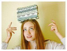 clutch grey gray Mix bag purse Set 4 Bridesmaid Clutch by @hoganfe