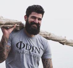 Odin beard
