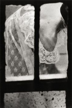 """¤ Merry Alpern - Untitled, from the series """" Dirty Windows """", 1994"""