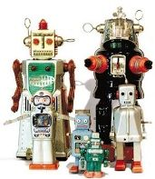 - That's Robot for Fun Birthday Party Invitations Vintage Robots, Retro Robot, Retro Toys, Vintage Toys, Vintage Ideas, Robot Monster, I Robot, Gi Joe, Am Stram Gram