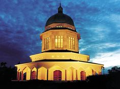 Baha'i Temple Uganda. This was one of the places in Kampala I visited. The temple has a beautiful garden outside and the inside is wonderful place for meditation.